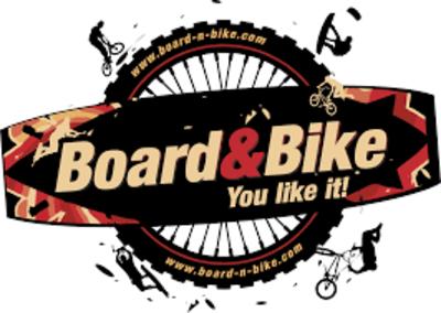 Board bike